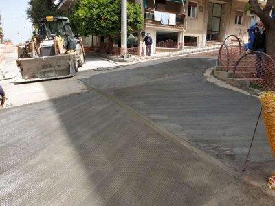 Ανακατασκευή δρόμων μεγάλης κλίσης στον Δήμο Ζωγράφου