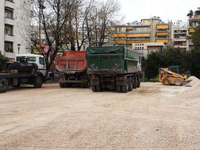 Ανακατασκευή αθλητικών εγκαταστάσεων Δήμου Γαλατσίου