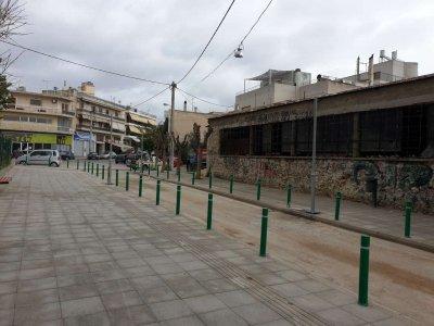 Ανάπλαση οδών Χανίων, Χίου και Φανερωμένης στο Περιστέρι