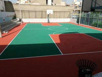 Επισκευές και ανακατασκευές αύλειων χώρων σχολικών κτιρίων Δήμου Πειραιά