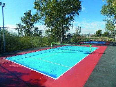 Κατασκευή γηπέδων mini tennis στον Δήμο Παπάγου-Χολαργού