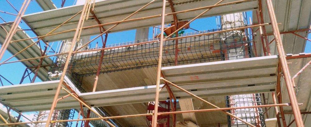 Στατική ενίσχυση Υδατόπυργου και Κλειστού Γυμναστηρίου Δήμου Βριλησσίων