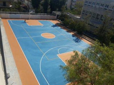 Συντήρηση σχολικών κτιρίων Δήμου Αγίας Βαρβάρας